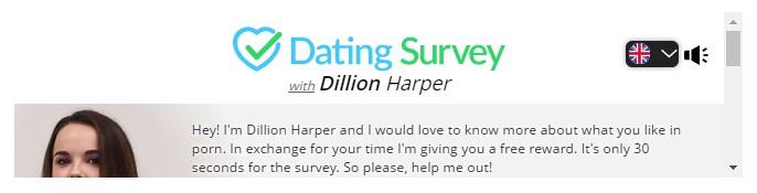 dating survey image