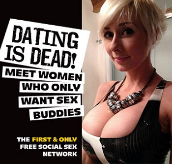 dating is dead banner image