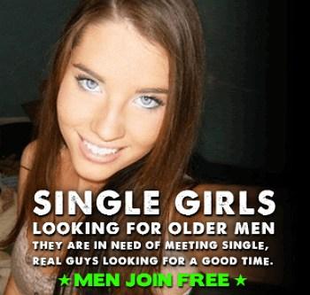 Single Girls Dating Square Banner