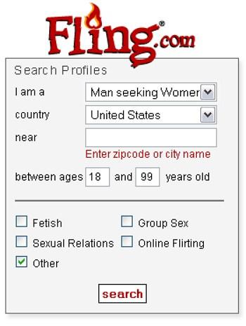 fling search box image